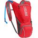CamelBak Rogue Trinkrucksack racing red/silver